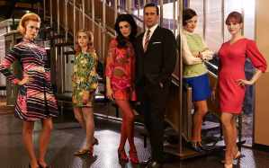 The women of Mad Men and the mad man who loves them.