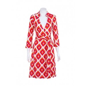 The classic Wrap Dress made popular and timeless by Diane von Furstenberg.