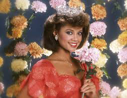 Vanessa Williams as Miss America 1984. (Getty Images)