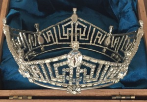 Vanessa William's crown from her 1983 Miss America win. (Vanessa Williams/WhoSay)